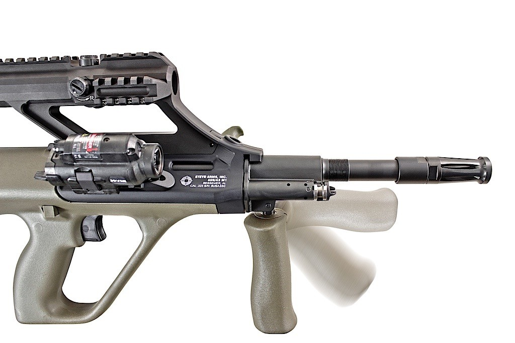 best steyr aug a3 m1 review