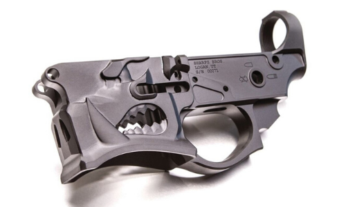 Sharps Bros Warthog Stripped Lower