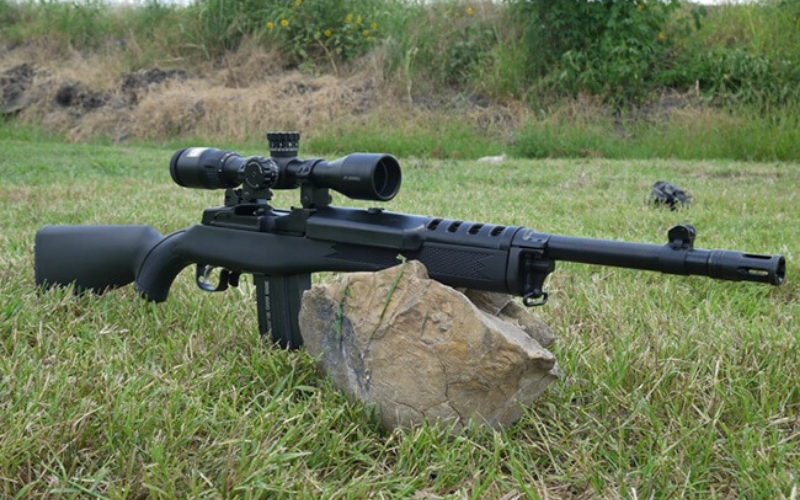 Best Scopes for Mini 14 Ranch Rifles Guide