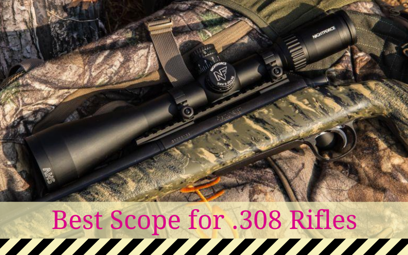 Best Scope for .308 Rifles