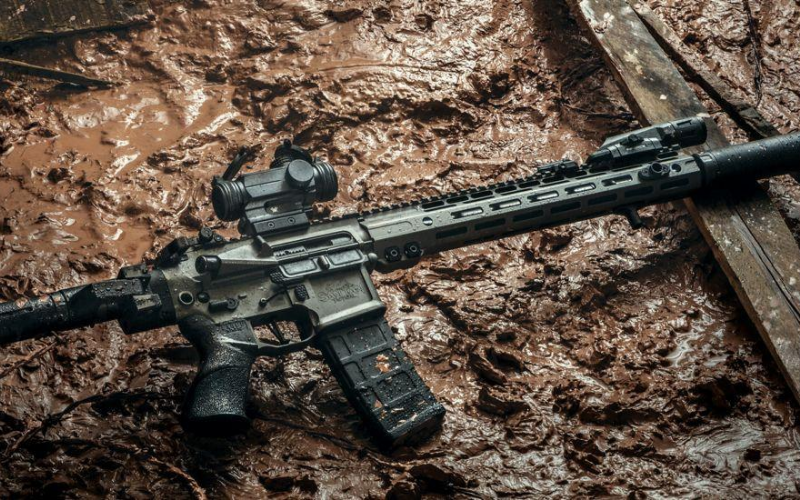 Best Scopes for M&P 15-22 Guide