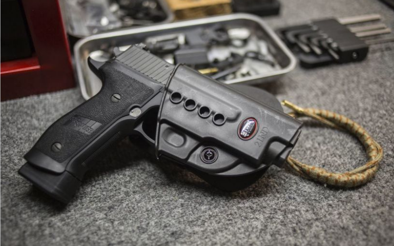 Best 1911 Holsters Guide